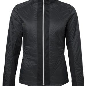 Stierna Aurora 2.0 jakke black sort