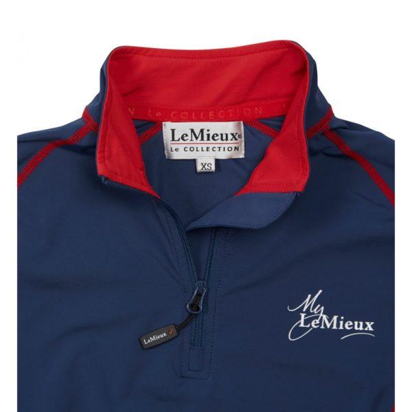 LeMieux Base Layer navy/rød