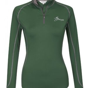 LeMieux Base Layer Hunter Green