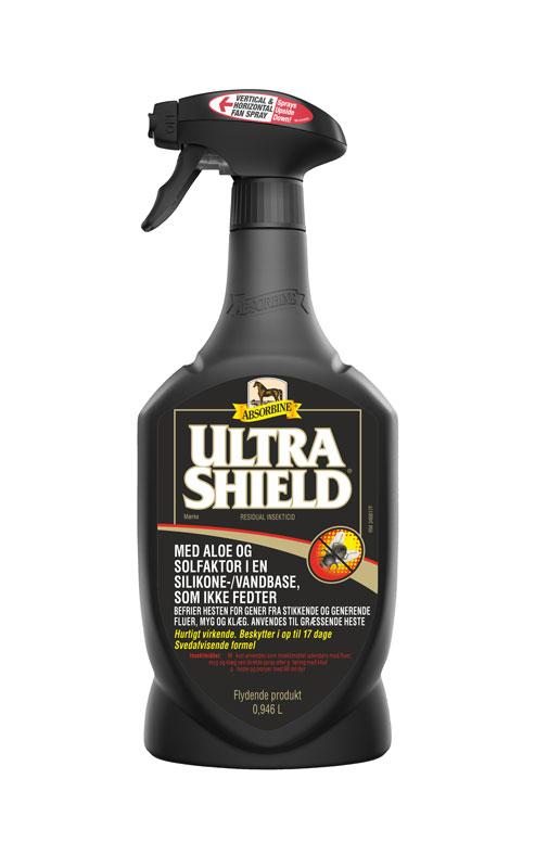 Absorbing Ultrashield insektspray